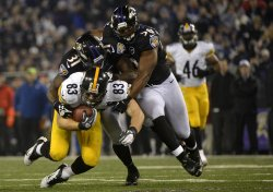 Pittsburgh Steelers vs Baltimore Ravens
