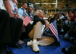 Democratic National Convention in Denver, Colorado