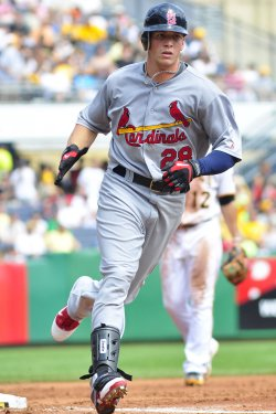 Cardinals Rasmus homers in Sixth Inning in Pittsburgh