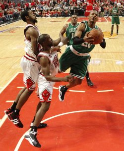 Eastern Conference Quarterfinal Boston Celtics vs. Chicago Bulls