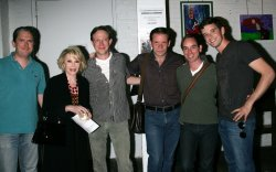 """The Temperamentals"" Meet and Greet after performance in New York"