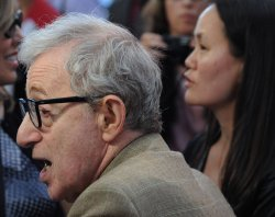"""Woody Allen and Soon-Yi Previn attend the """"To Rome With Love"""" premiere in Los Angeles"""