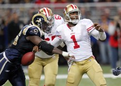 San Francisco 49ers vs St. Louis Rams