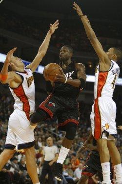 Golden State Warriors vs Miami Heat