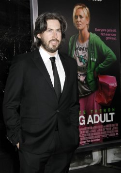 "Jason Reitman arrives for the ""Young Adult"" Premiere in New York"