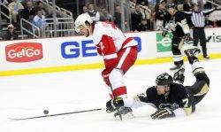 Detroit Red Wings vs Pittsburgh Penguins