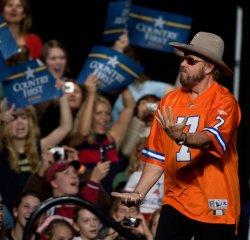 Republican VP Candidate Palin Campaigns in Colorado