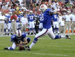 Buffalo Bills vs. Washington Redskins