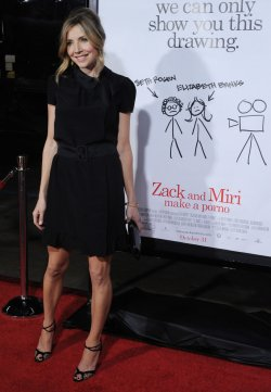 """""""Zack and Miri Make a Porno"""" premieres in Los Angeles"""