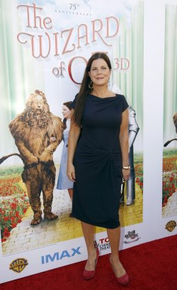 ACTRESS MARCIA GAY HARDEN ATTENDS THE PREMIERE OF THE WIZARD OF OZ 3D AT TCL CHINESE THEATRE IMAX IN LOS ANGELES