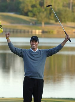 AMES WINS THE PLAYERS CHAMPIONSHIP AT SAWGRASS