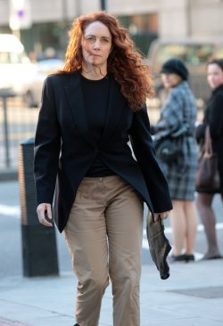 Rebekah Brooks charged with corruption at Westminster Magistrates Court