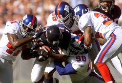 Chicago Bears vs. New York Giants