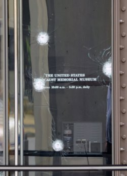 Shooting at U.S. Holocaust Memorial Museum in Washington