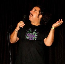 Visions of Ron Jeremy
