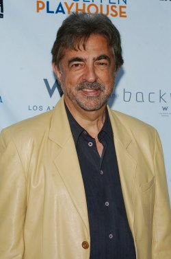 Joe Montegna attends Backstage at the Geffen fundraiser in Los Angeles