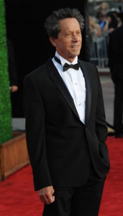 Brian Grazer arrives for the BAFTA Brits to Watch dinner in Los Angeles