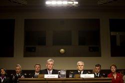 Secretary McHugh and General Casey testify on Capitol Hill