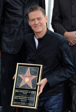 Bryan Adams receives star on the Hollywood Walk of Fame in Los Angeles