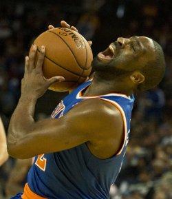 Golden State Warriors vs. New York Knicks