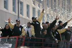 2005 WORLD SERIES WHITE SOX WELCOME HOME PARADE
