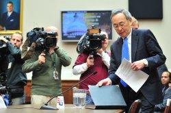Energy Secretary Steven Chu testifies before Congress in Washington
