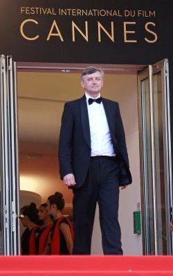 Sergei Loznitsa attends the Cannes Film Festival