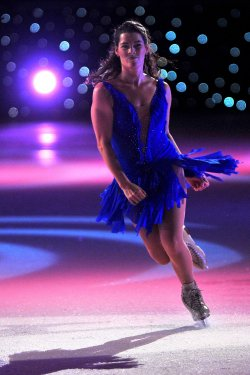 Nancy Kerrigan performs at Kaleidoscope in Washington