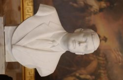 Former Vice President Quayle receives bust in Capitol