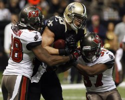 New Orleans Saints vs Tampa Bay Buccaneers