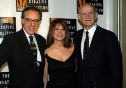 """Creative Coalition's """"Seconding The First"""" Gala Benefit Concert"""