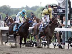 144th Belmont Stakes in New York City