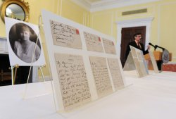 Bess Truman letters unveiled in Washington
