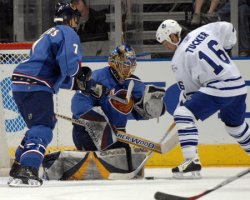 ATLANTA THRASHERS VS TORONTO MAPLE LEAFS