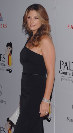 Padres Contra el Cancer's benefit gala in West Hollywood, California