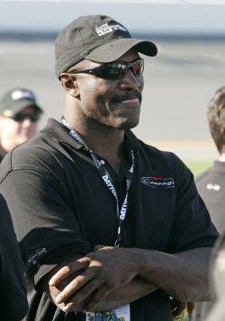 NASCAR Camping World 300 Qualifying in Daytona Beach, Florida