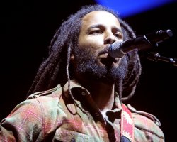 Ziggy Marley performs in concert in California