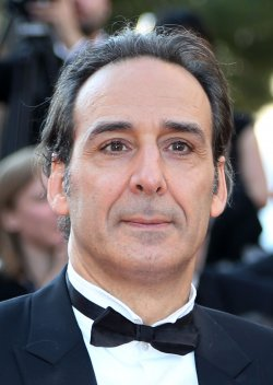 Alexandre Desplat attends the Cannes Film Festival