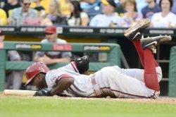 Diamondbacks vs Pirates in Pittsburgh