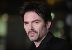 "Billy Burke attends the premiere of the film ""Drive Angry"" in Los Angeles"
