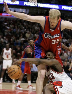 LOS ANGELES CLIPPERS VS CHICAGO BULLS