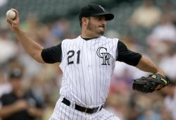 Rockies Marquis Wins 13th Game in Denver