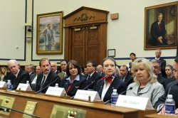 The pilots and crew of US Airways Flight 1549 testify on Capitol Hill