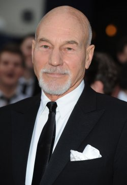"""Patrick Stewart attends """"The Olivier Awards"""" in London"""