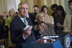 Senate Democrats Speak on Legislation to Address the Supreme Court's Hobby lobby Decision in Washingoton, D.C.