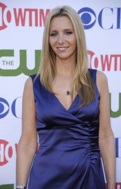 Lisa Kudrow attends the CBS TCA party in Beverly Hills, California