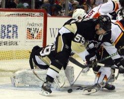 Pittsburgh Penguins vs Calgary Flames