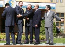Caspian Sea Littoral States summit in Tehran