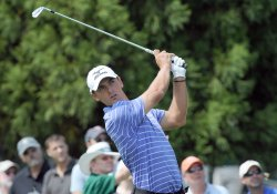 Charles Howell III at the Tour Championship Golf Tournament in Georgia