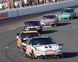 NASCAR Sylvania 300 at Loudon, NH